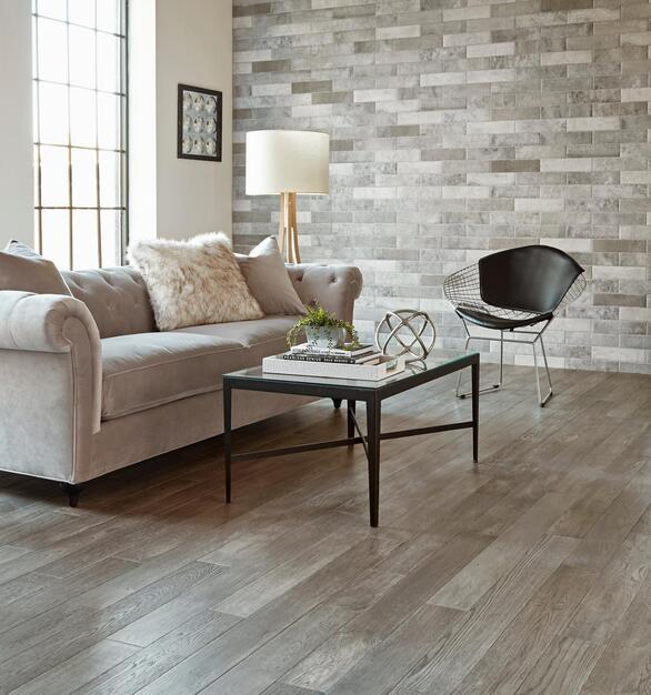Easy to clean, highly durable, and simply beautiful to admire, these hardwood flooring solutions will wow you time and time again with their aesthetic advantages and natural strength.