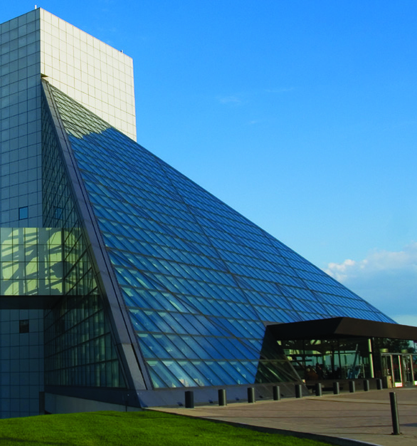 The Rock & Roll Hall of Fame and Museum has always had a