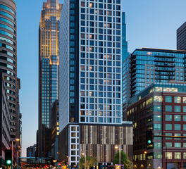 4Marq Apartments UrbanWorks Architecture Exterior