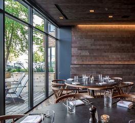6Smith Restaurant Wayzata Minnesota Dining Area Design