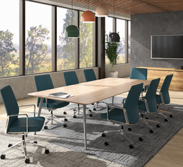 9to5 seating office space conference room
