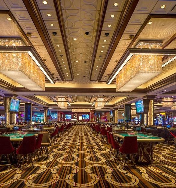 Above View Inc Horseshoe Casino Baltimore Interior