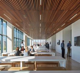 ACGI Canon Canada Headquarters Common Area