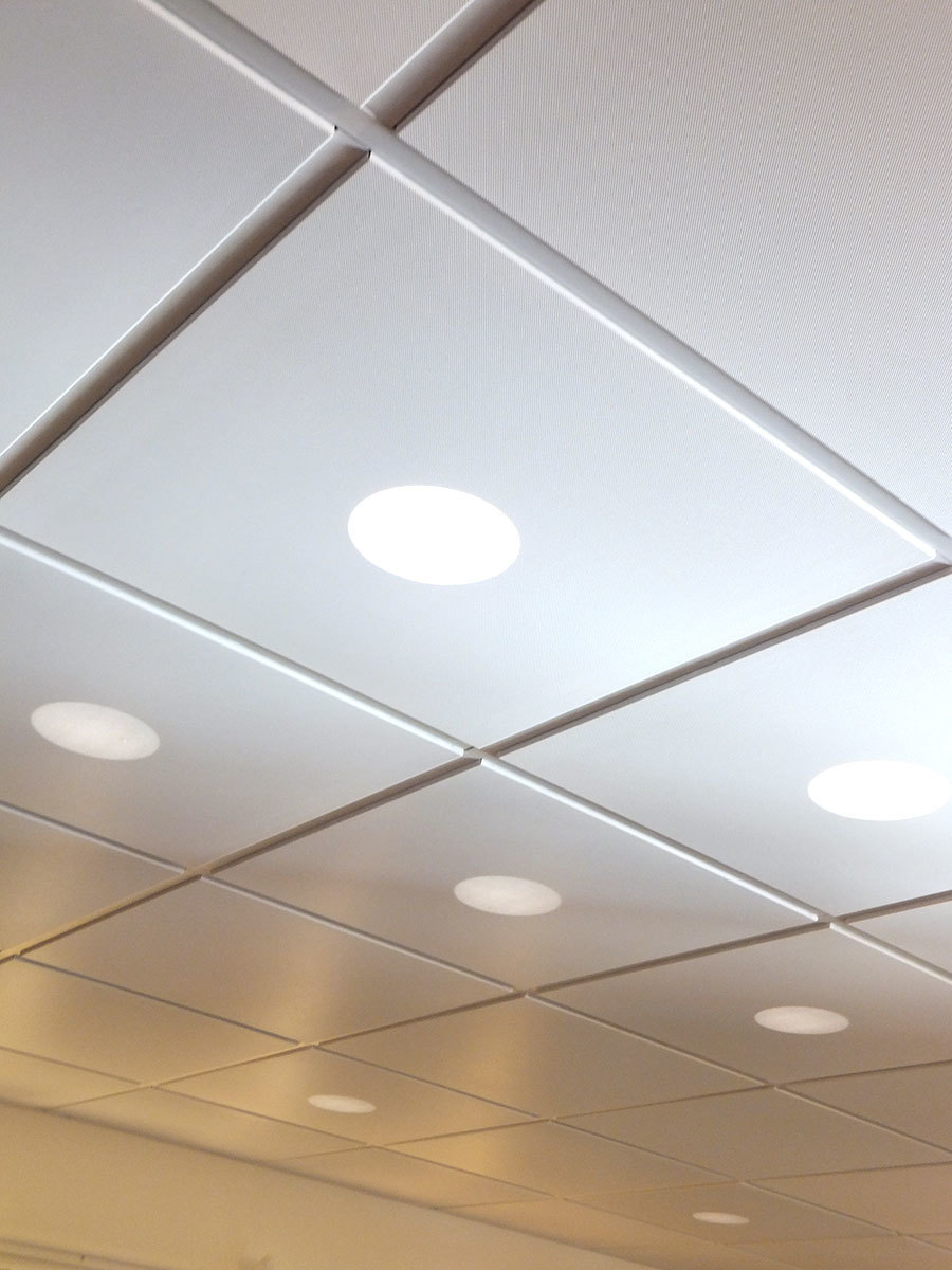 Silk Metal uses a patented angled micro-perforation method rather than traditional direct 90° punching methods. Silk Metal features an ideal surface to absorb wave energy generated by sound and electromagnetic waves, and for heat mitigation.