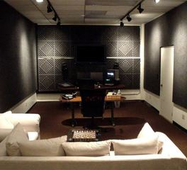 Acoustical Surfaces Sound Silencer Recording Studio