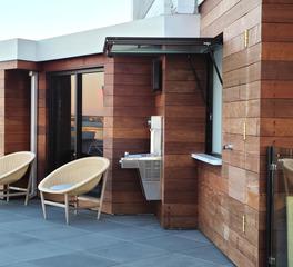 activwall hotel zena roof top patio