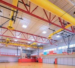 acuity brands centenary united methodist church gym