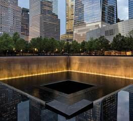 acuity brands national september 11 memorial and museum outdoor lighting