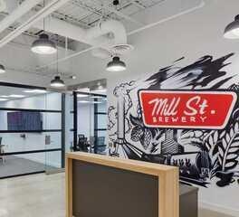 acuity brands office lobby
