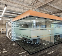 Acuity Brands Riggs Distler and Company Inc Office Interior Lighting Design Conference Room 1