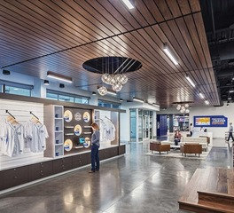 acuity brands white castle headquarters retail space