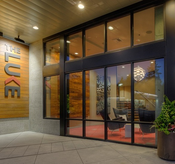 The Luke Apartments in Redmond, Washington were completed for client, Resmark Apartment Living Intracorp.