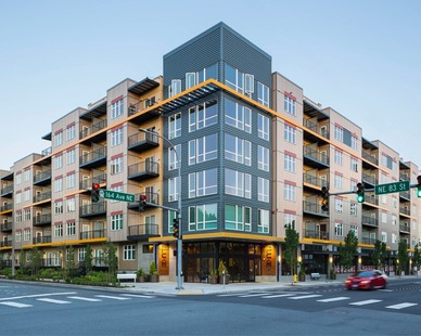 Located in downtown Redmond minutes from trails, parks and other recreational opportunities, The Luke is ideally suited to an active urban lifestyle.