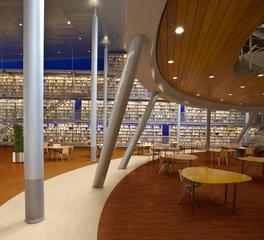 Adore Flooring Public Library LVT
