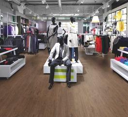 Adore Flooring Retail LVT Flooring Design