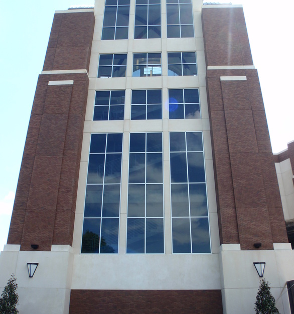 Mississippi State's Davis Wade Stadium features the rich character of brick with the added convenience that Advanced Formliners thing brick system provides.
