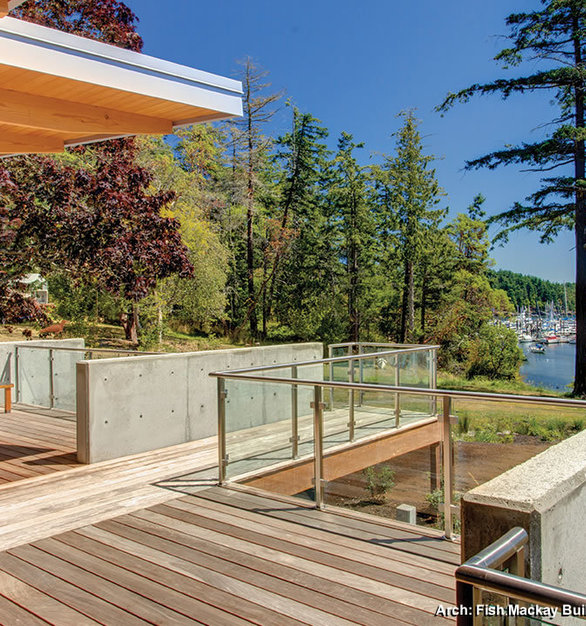 AGS Stainless provides a clean, contemporary look. Whether you want a railing system that allows for unobstructed views, protection from the elements, fall-prevention safety capabilities, a separation barrier or any combination of these, AGS Glacier's quality, custom fabrication delivers the flexibility you need.