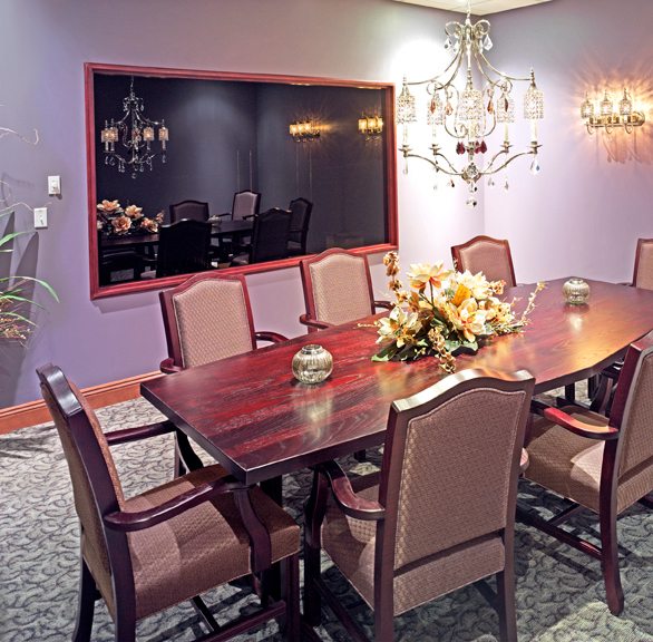 Wine room as Alberinis featuring Gasser Chairs.