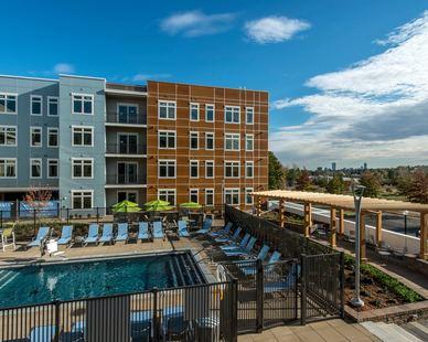 Allen & Major Associates, Inc. Apartment Construction Engineer
