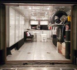 aluminum cabinets race trailer moduline aluminum cabinets