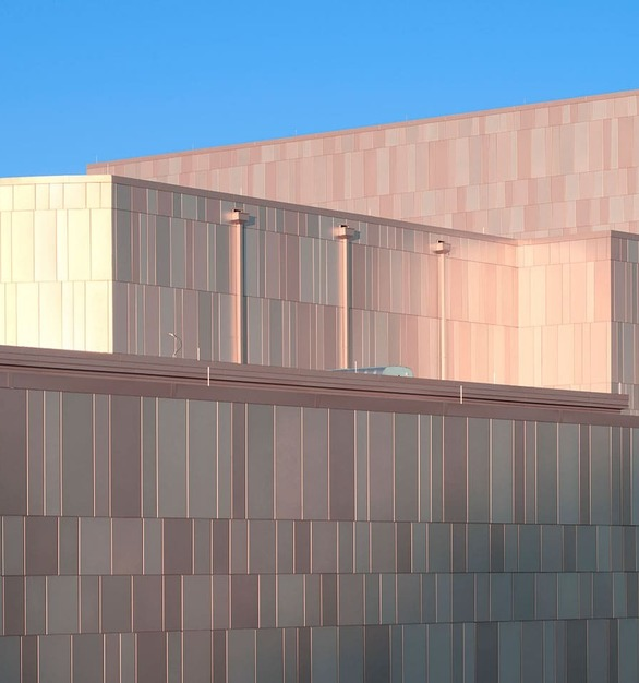 Dri-Design Painted Aluminum Panels offer the ultimate design flexibility for exterior and interior applications.