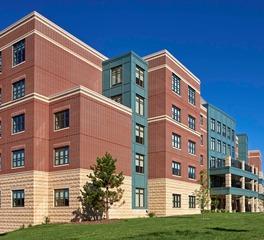 American Artstone veterans home building exterior 5