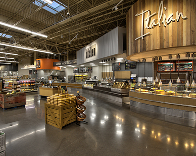 Anderson Companies and Hy-Vee collaborated to deliver a newly constructed Hy-Vee grocery store for the City Center redevelopment in New Hope; the first Hy-Vee to be built in the Twin Cities metropolitan area.