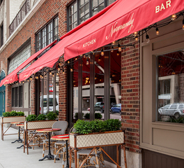 Anderson Companies Normandy Kitchen Bar exterior