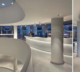 Andre Kikoski Architect Guggenheim Mueseum Cafe 3 2
