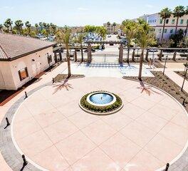 Ankrom Moisan Architect St. Paul Plaza courtyard design