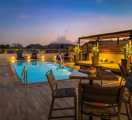 Aqua Design International Hotel Cerro Hospitality Design Rooftop Swimming Pool Design Ideas