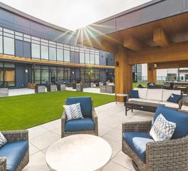 Archatrak Williston Rooftop Outdoor Pavers