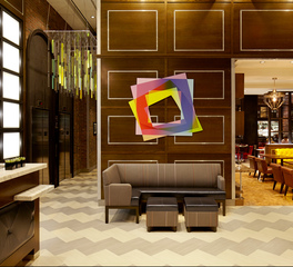 Archer Hotel Lobby | New York