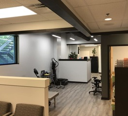 Archuity advanced health and wellness center Exam space