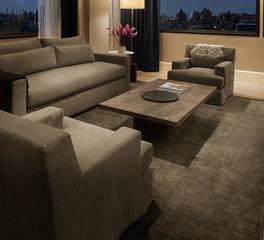 ASI Architectural Systems Artisanal Hardwoods Light Wood Flooring 11 Howard Hotel Suite Design