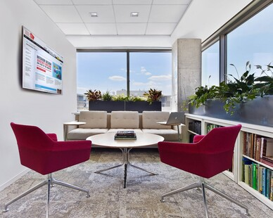 ASID's Headquarters features a variety of products by ASID chapter members.
