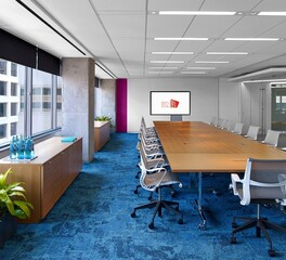 ASID Headquarters Large Conference Room Space