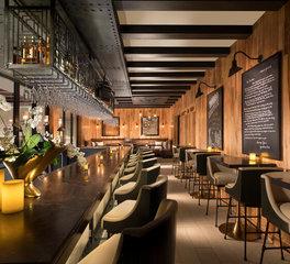 Atwater Inc. Studio Josie Wyatt interior restaurant dining design bar