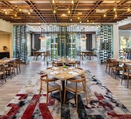 Atwater Inc. Studio Vita Restaurant Interior Dining Area 5