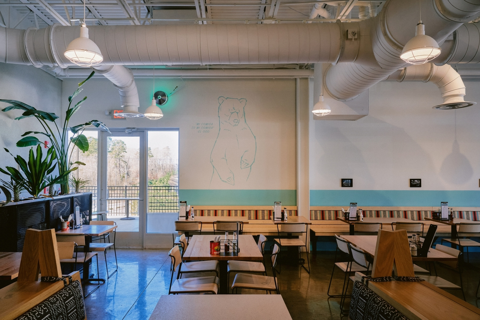 When selecting the lighting for the new space, the designer needed a high-quality product that offered the appropriate scale, style, and price point but was also readily available to meet their timeline for construction.