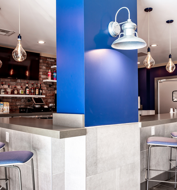 We offer a commercial division to service our customers working on projects such as the Rusty Reel and other restaurants, hotels, office buildings, and retail stores. With one-on-one assistance from commercial agents and our in-house sales consultants, these designers, architects, engineers, and other professionals receive personal attention for all of their commercial needs!