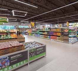 Bauer Design Build ALDI Grocery Store