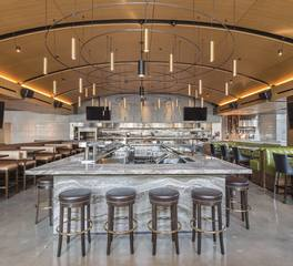 Bauer Design Build Hazelwood Restaurant