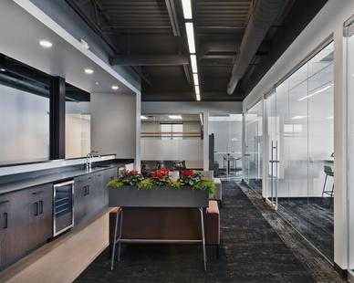Bauer Design Build completed this 2-story office building that includes 40 individual offices and 8 conference rooms.