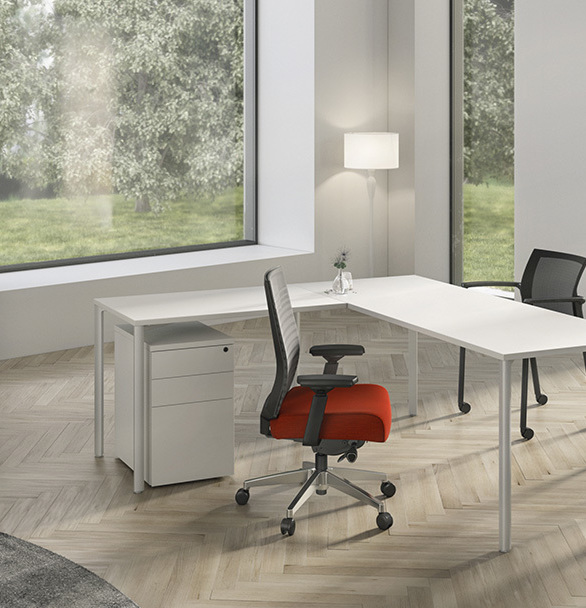 With options for an executive task, intensive task, conference and guest seating, the Saavi is a solution that works for less.