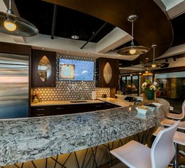 Benike Construction Cambria Gallery kitchen