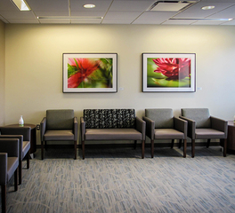 Bergland + Cram uihc chronic pain breast imaging clinics Waiting Room