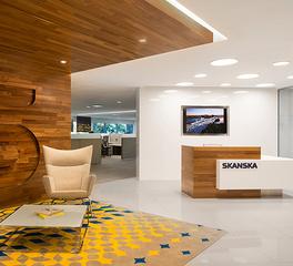 BKV Group Skanska Office