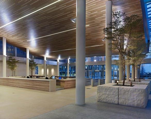 Blue Cross/Blue Shield Corporate Headquarters, Chicago IL