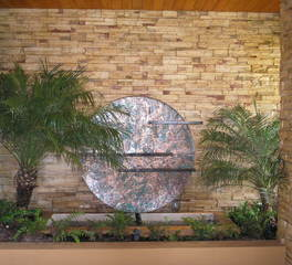 Bluworld of Water Sculpture Water Features
